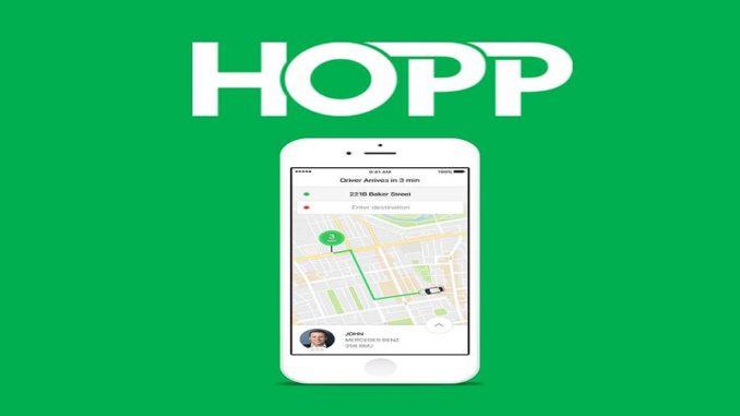 Hopp London