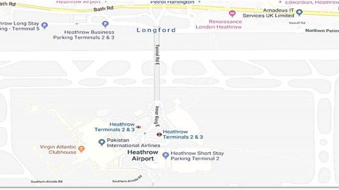 Heathrow Terminal 2 Navitips
