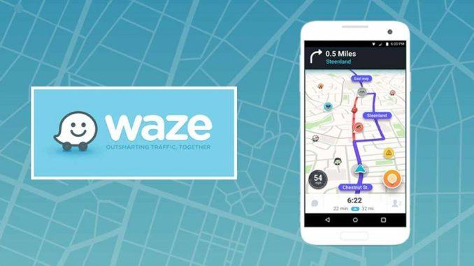 Waze with Uber