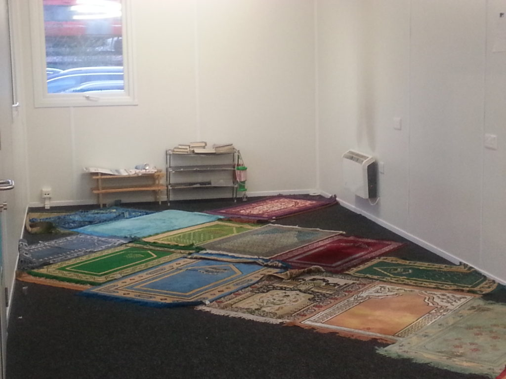 Prayer room Gatwick