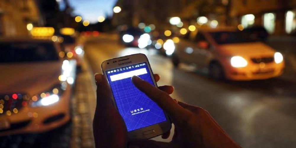 Uber VianVan Congestion Charge