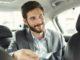 Tipping in a Uber London ViaVan