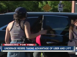 Underage riders Bolt, Uber and Kapten