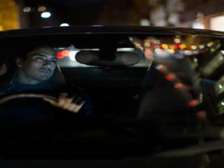 Female Uber driver.