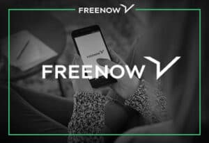 FreeNow app articles in London and UK