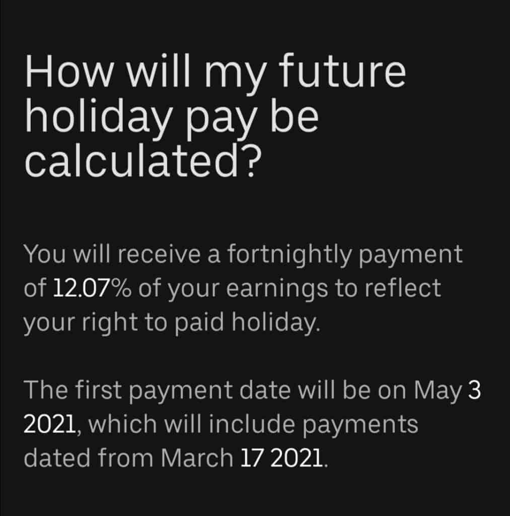 Uber Settlement Compensation Offer